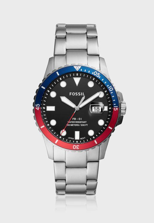 FS5657 FB-01 Analog Watch