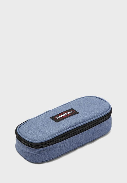 Oval Pencil Case