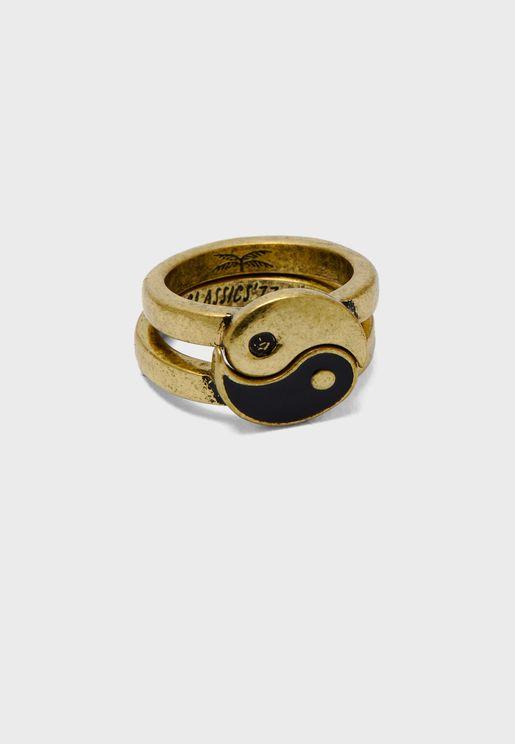 Zeitgeist Ring Pack