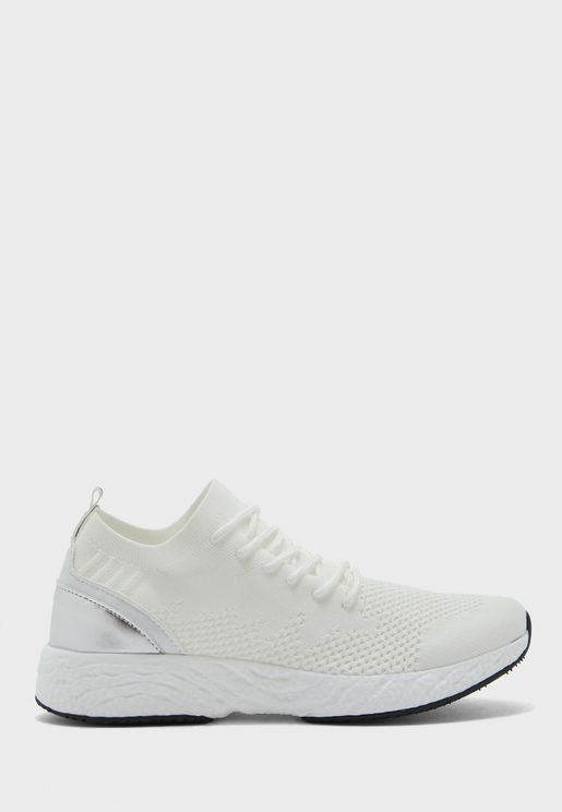 Knit Casual Sneakers