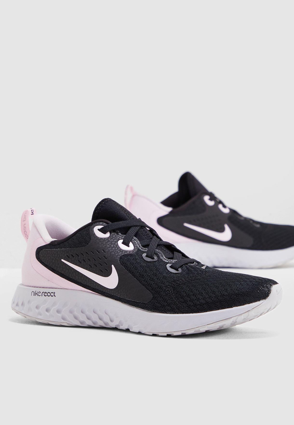 28263ce939e07 Shop Nike black Legend React AA1626-007 for Women in UAE - 72704SH28DNP
