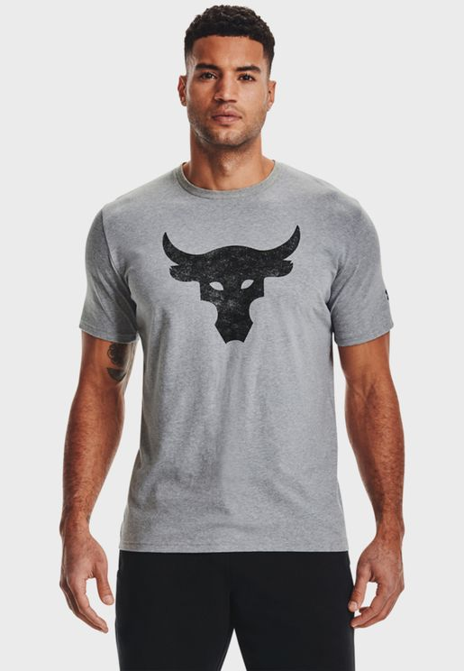 Project Rock Brahma Bull T-Shirt