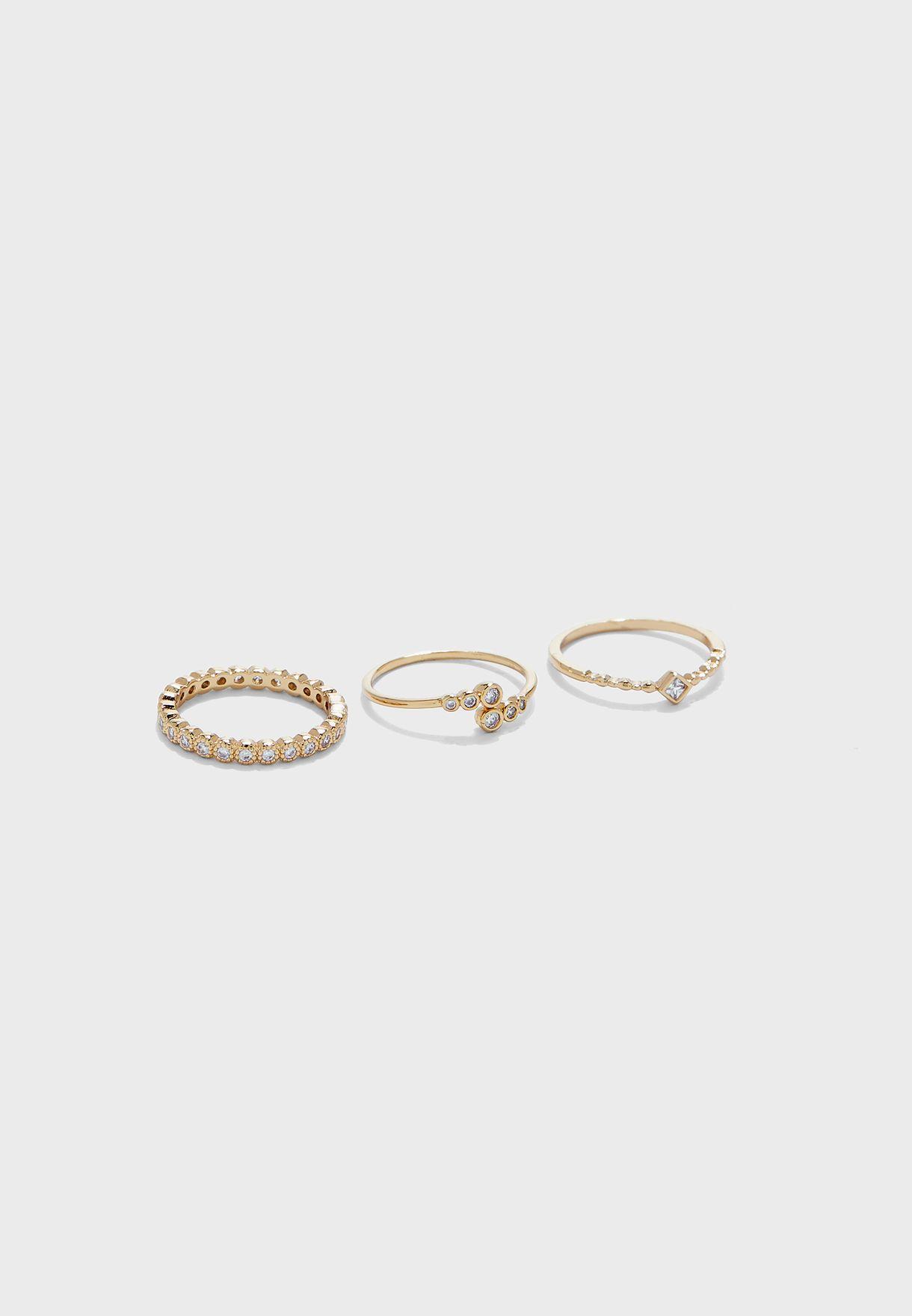 Multipack Deware Ring