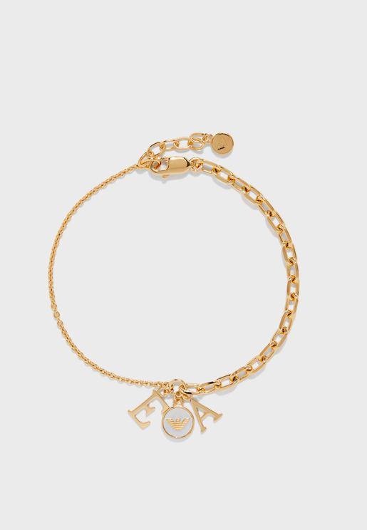 EG3422710 Charmed Sterling Bracelet