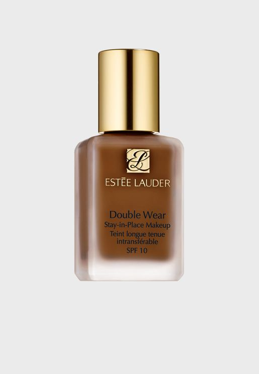 Double Wear Stay In Place Foundation-Deep Spice