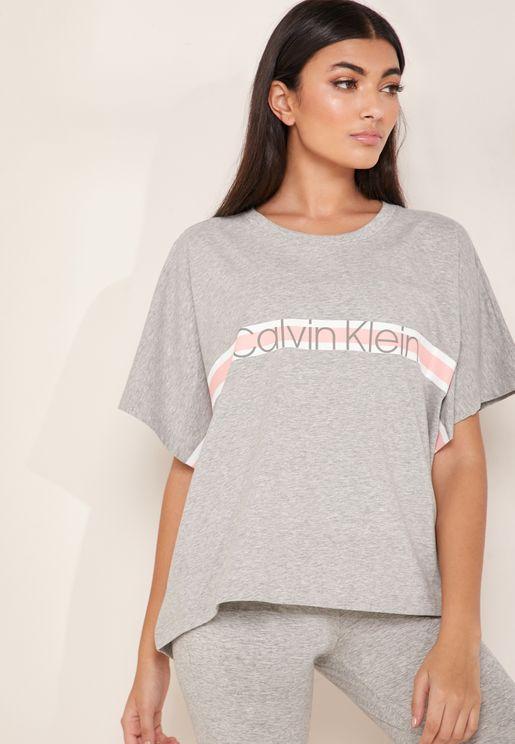 Crew Neck Sleep T-shirt