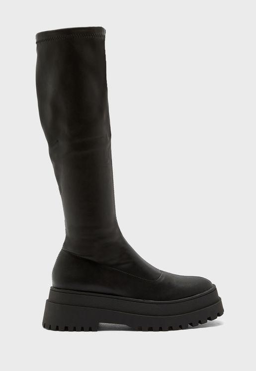 Haunt Knee Boot