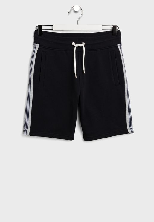 Side Stripe Shorts