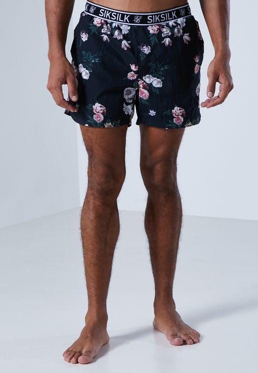 Prestige Floral Swim Shorts