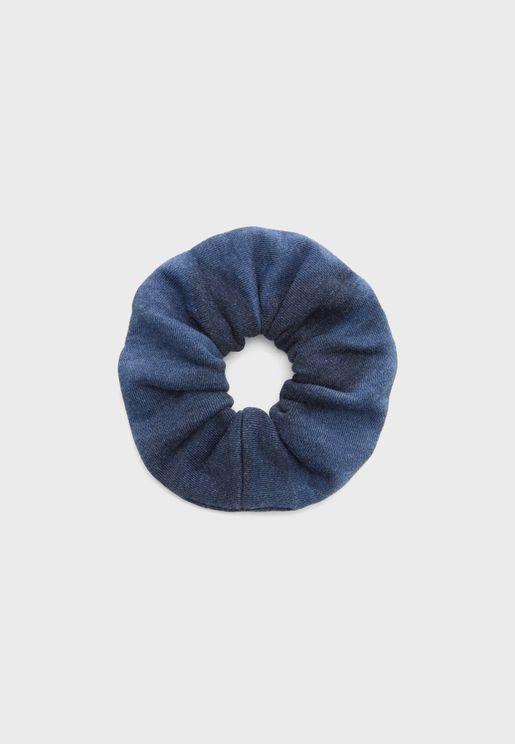 Fleece Scrunchie