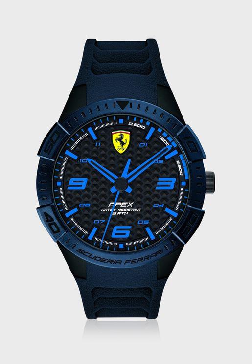 830665 Apex Analog Watch