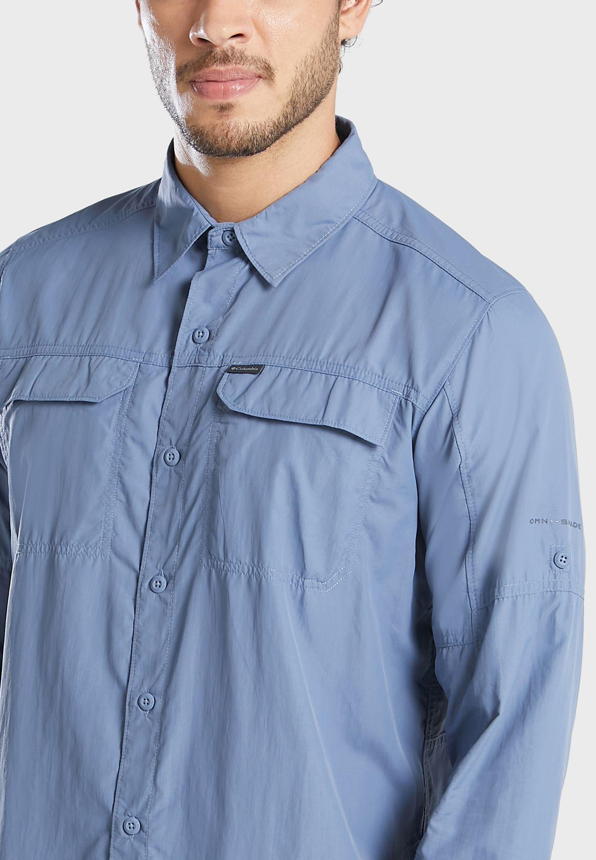 قميص بجيوب امامية