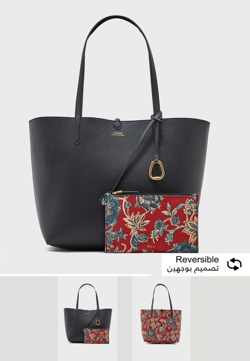 Reversible Medium Tote