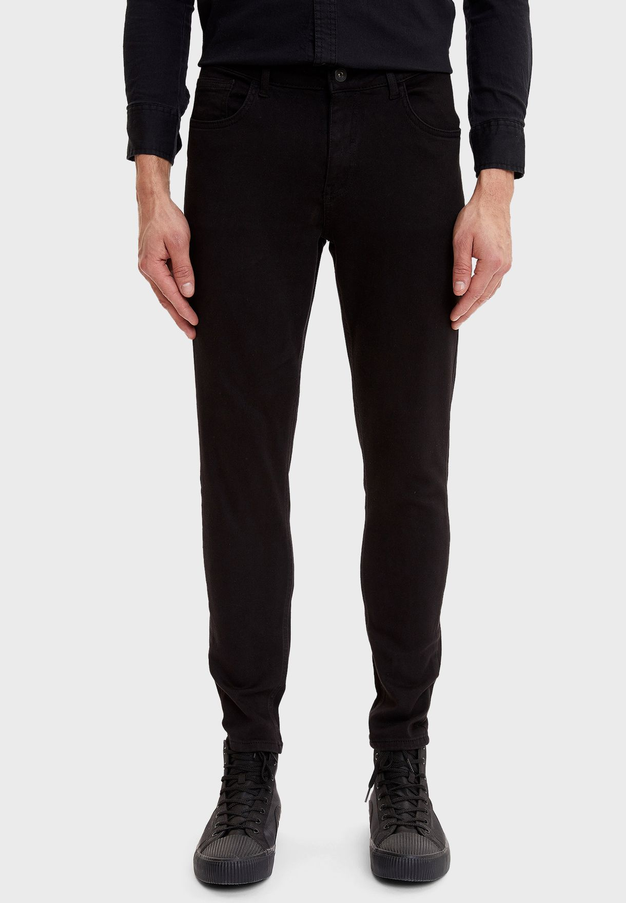 Essential Skinny Fit Trousers