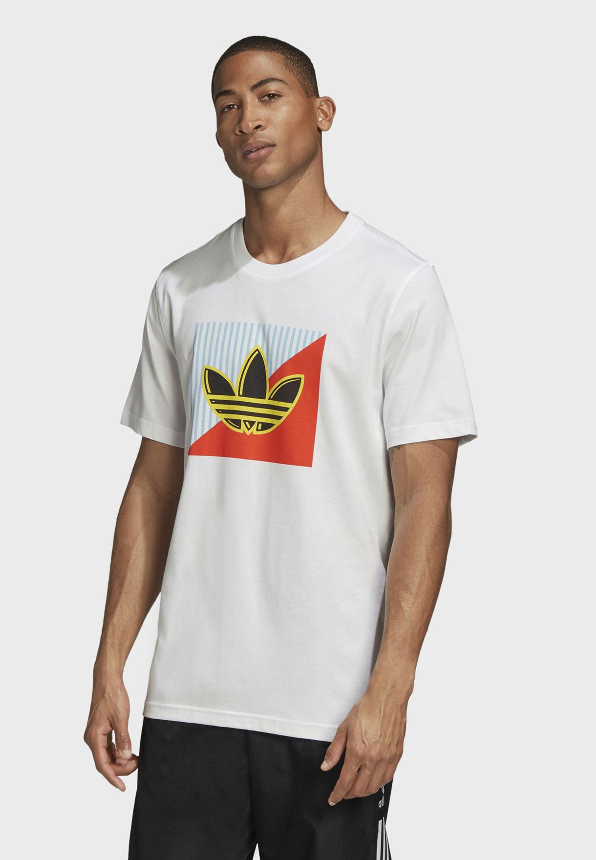 Diagonal Logo T-Shirt