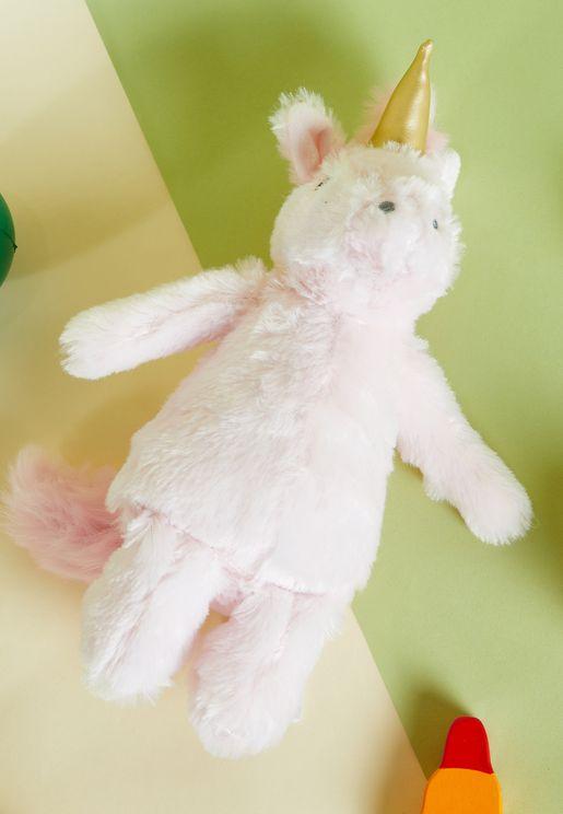 Unicorn Snuggle Toy
