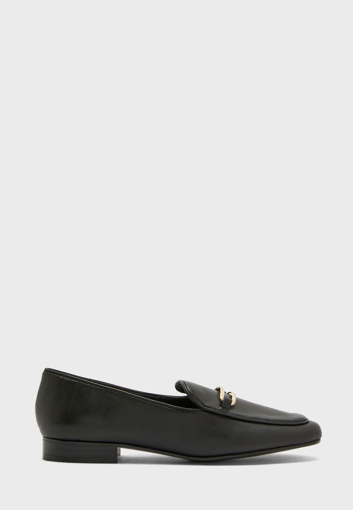 حذاء جلد اصلي سهل الارتداء
