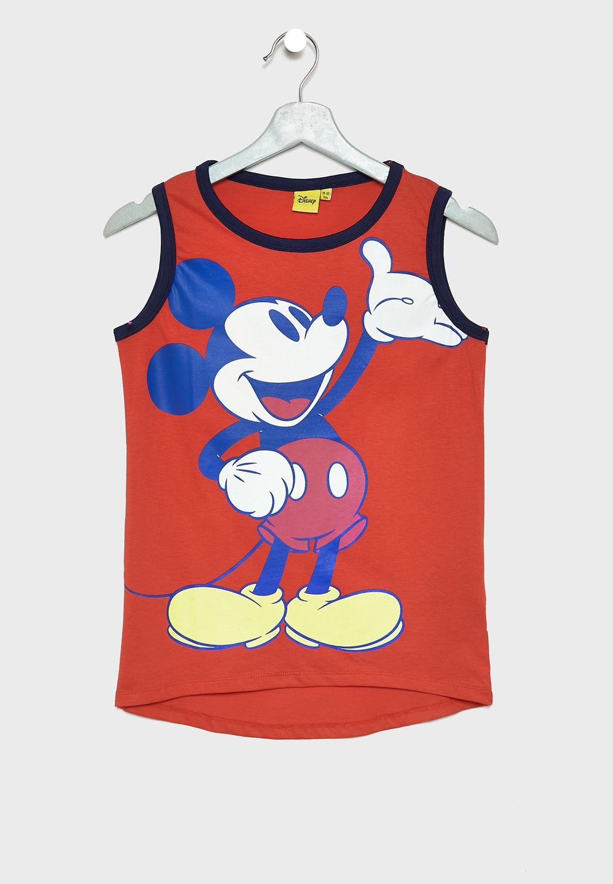 Kids Mickey Vest