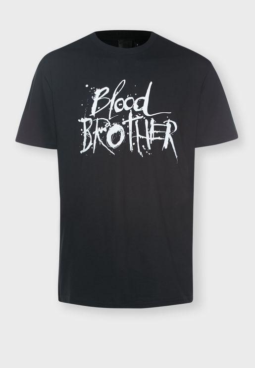 Deadman Printed T-Shirt