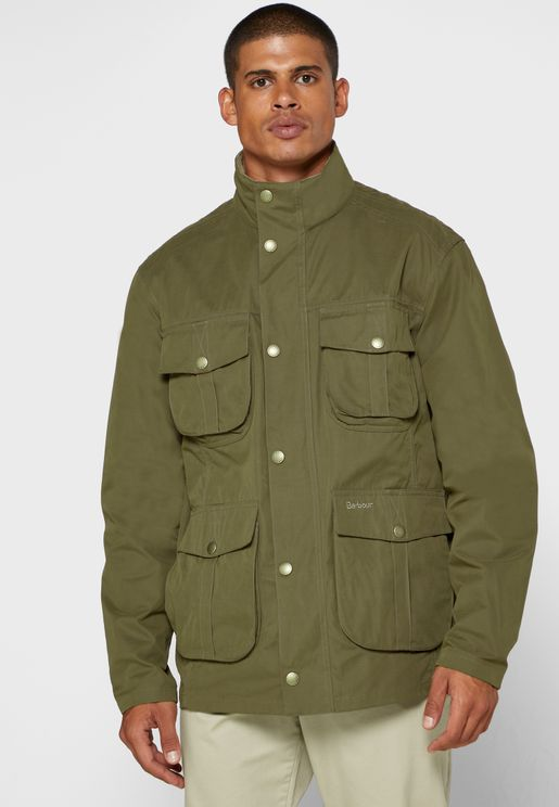 Sanderling Pocket Detail Jacket