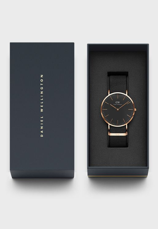Petite Cornwal Analog Watch