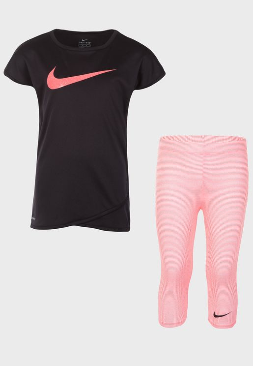 Kids Dri-Fit Essential Set