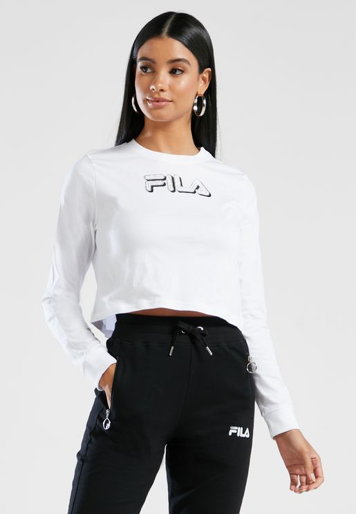 Lilibeth Graphic Cropped T-Shirt