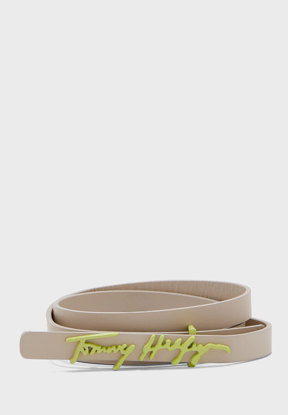 Signature Belt