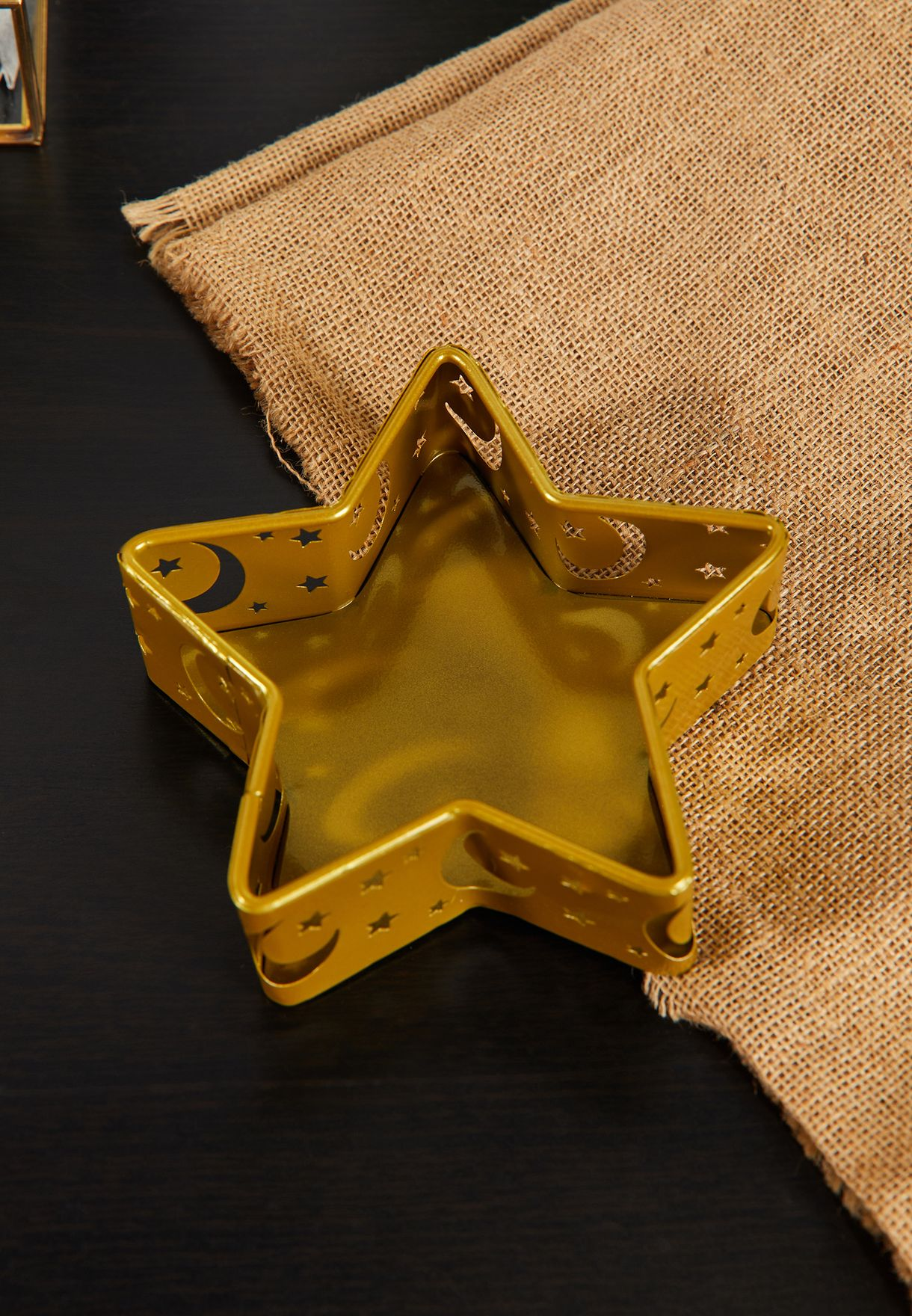 Moon & Star Serving Trays
