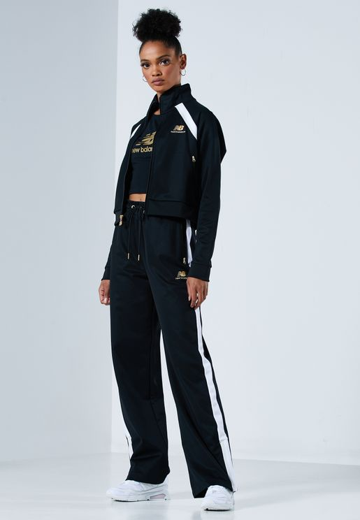 Athletics Podium Wide Leg Sweatpants
