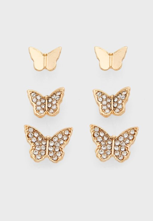 Canopus Earrings Set
