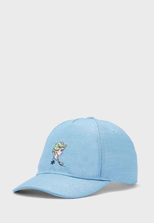 Kids Frozen 2 Cap