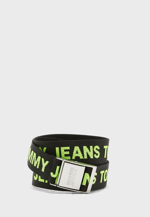 Fashion Webbing Belt