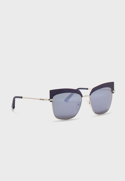 KL247S Brow Detail Sunglasses