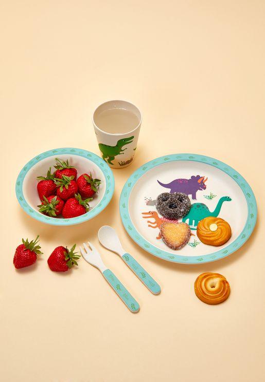 مجموعة ادوات الطعام عدد 5