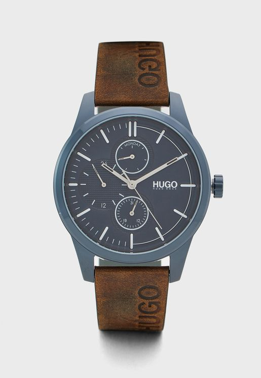 Discover Analog Watch
