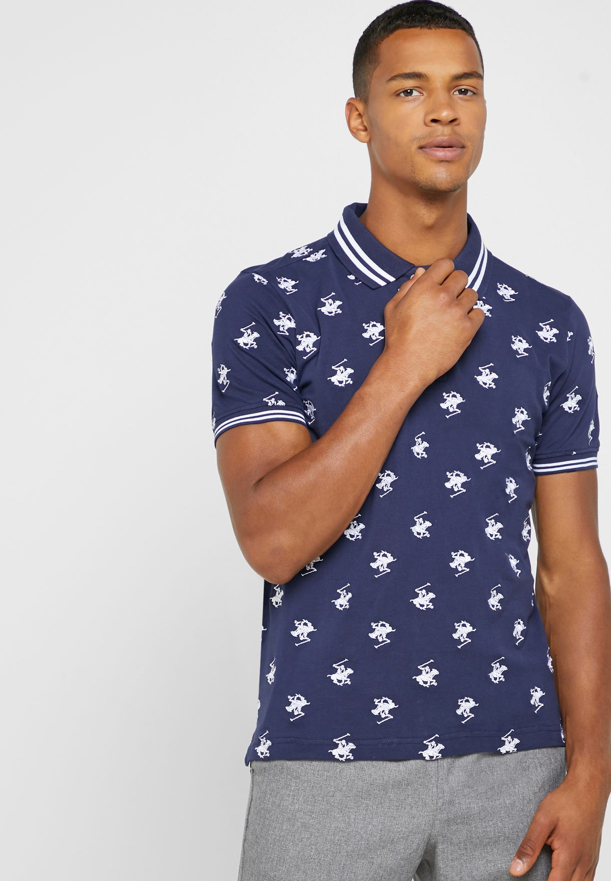 All Or Nothing Polo