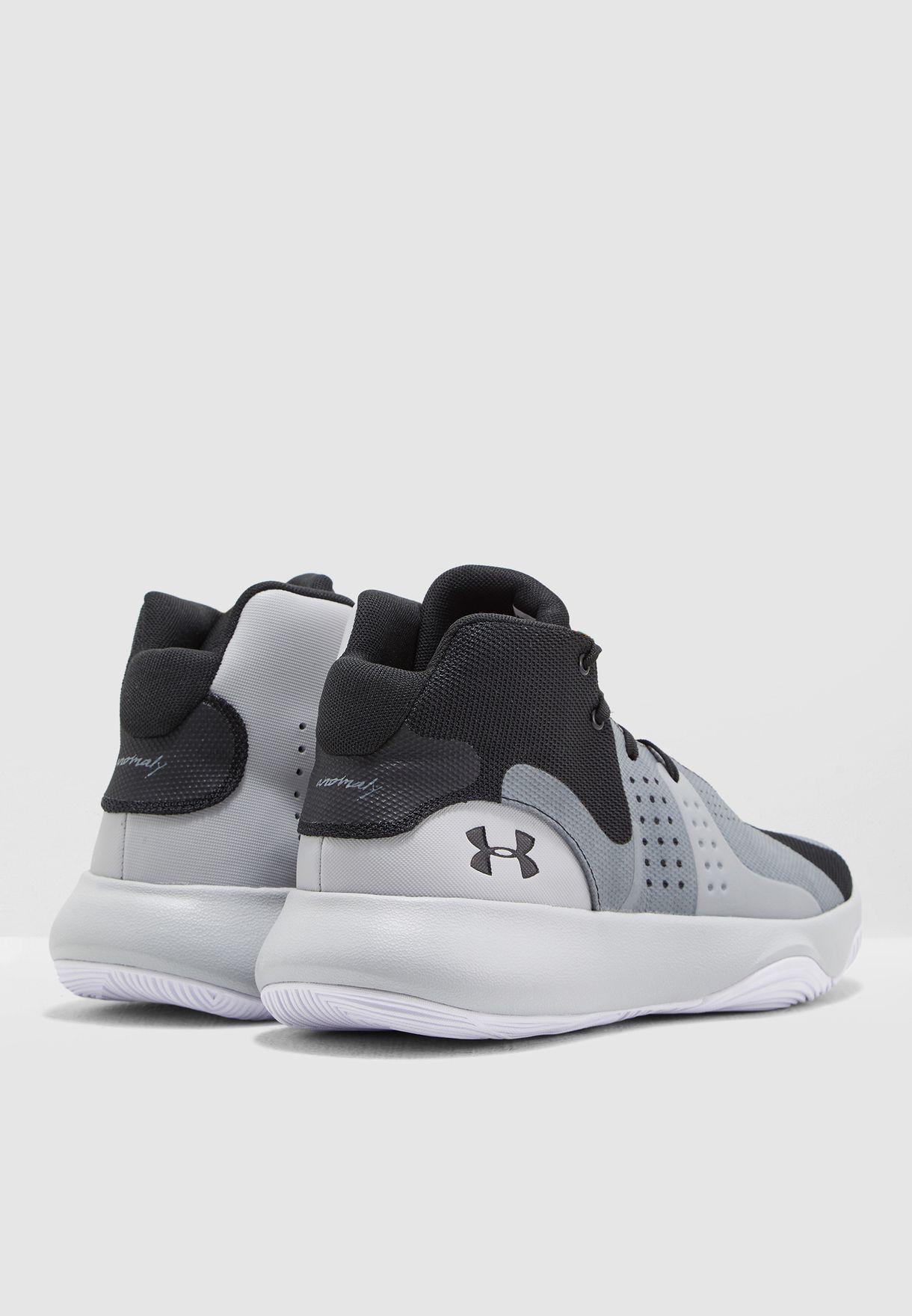 حذاء انومالي