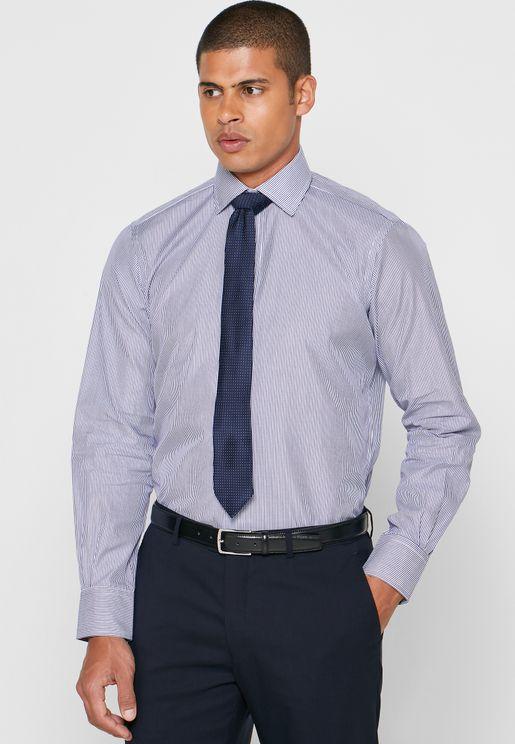 Bengal Stripe Slim Fit Shirt