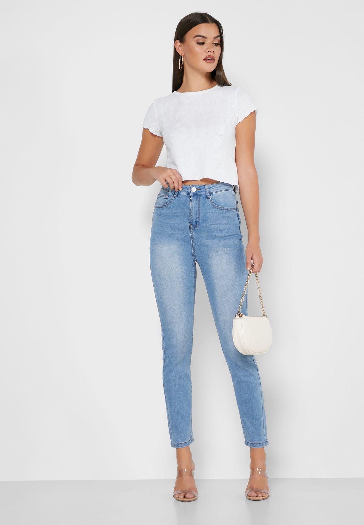 Sinner Skinny Jeans
