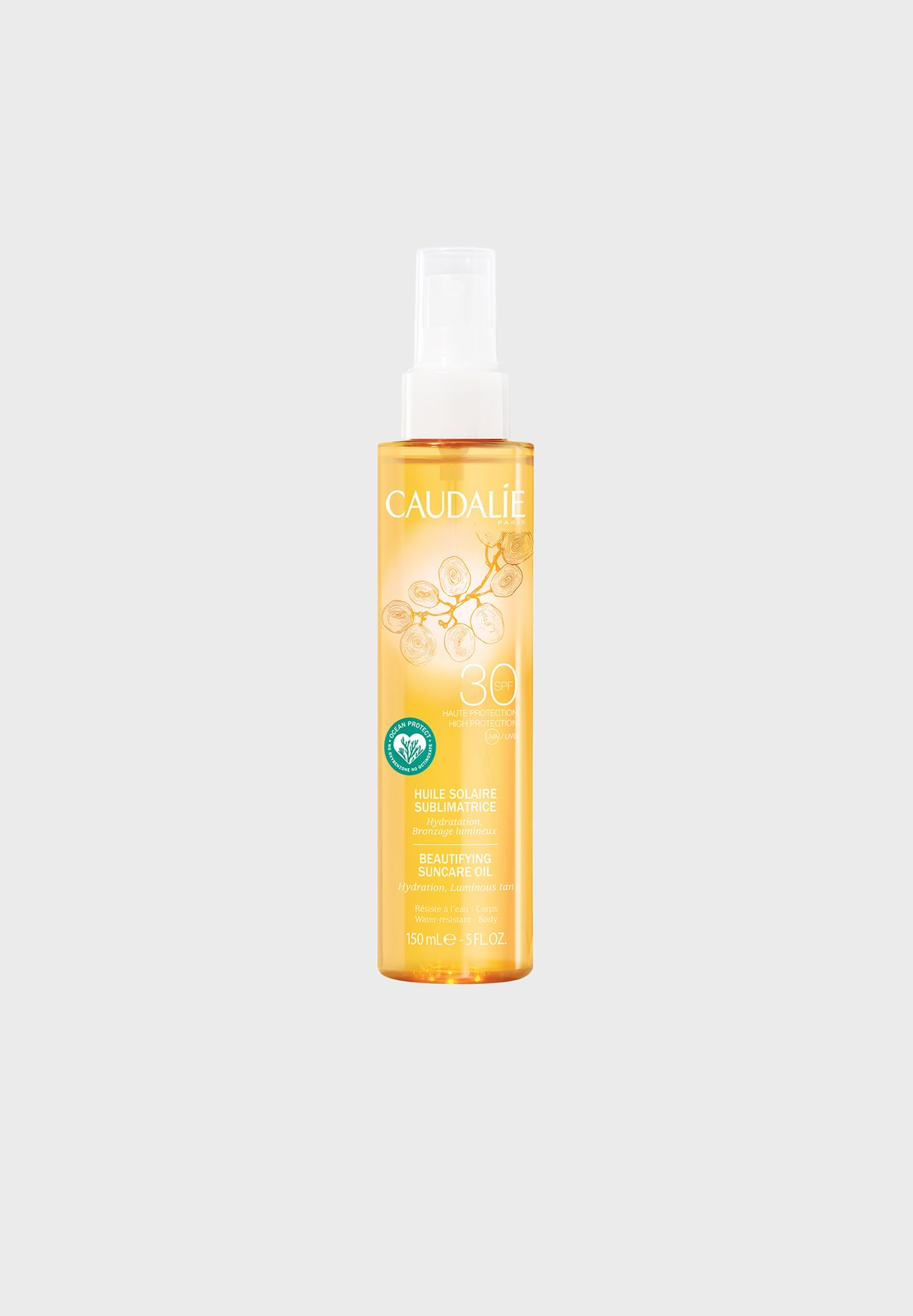 Beautifying Suncare Oil Spf 30 - 150ml