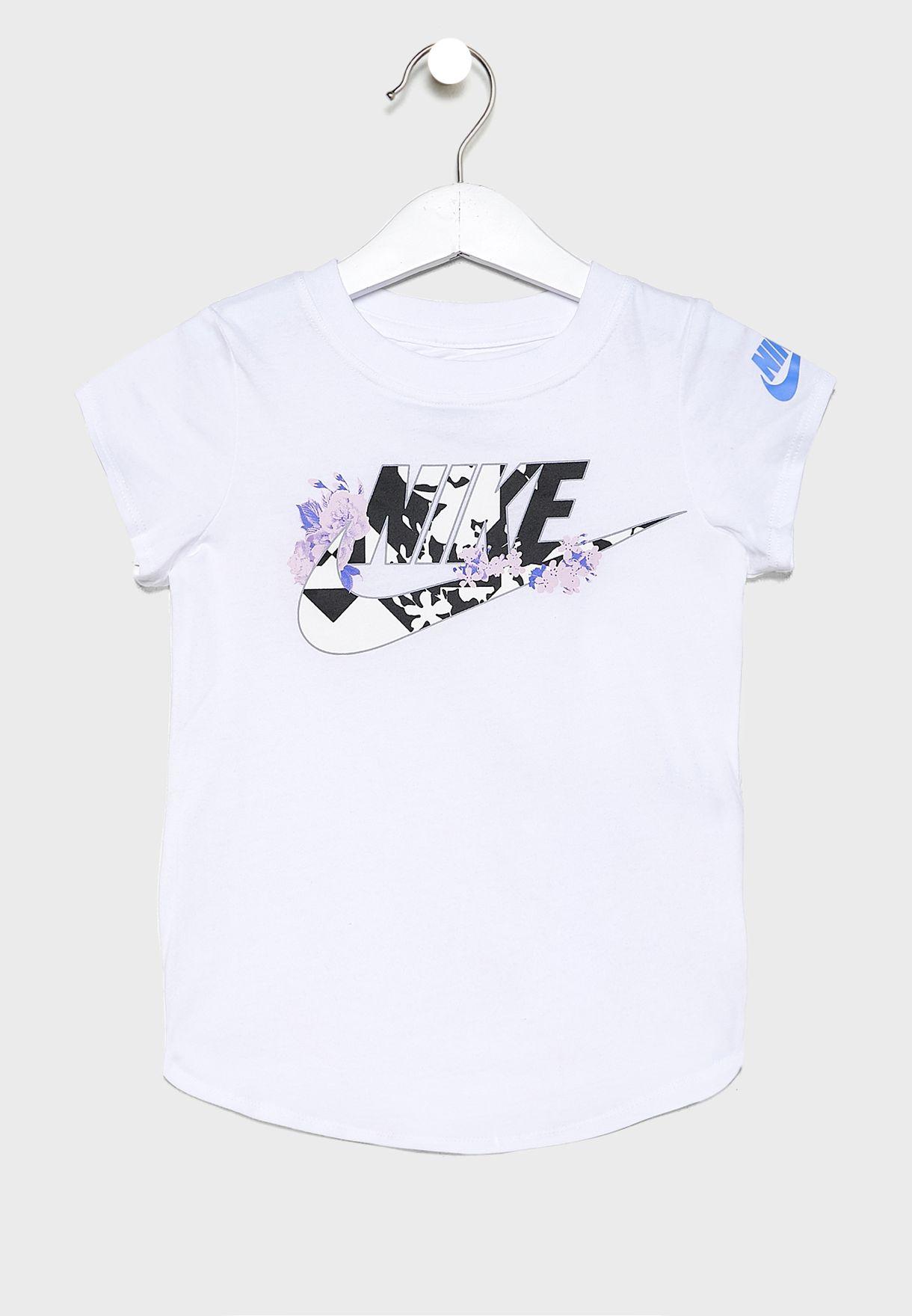 Kids Tokyo Floral Futura T-Shirt