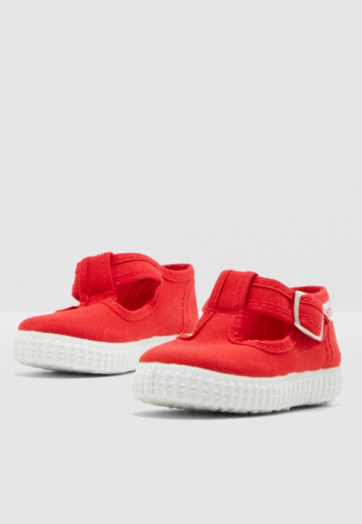 Infant Buckle Detail Slip On