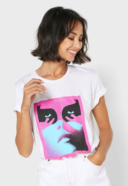 Noir Women Icon T-Shirt