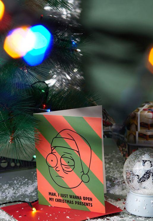 بطاقة تهنئة عيد الميلاد