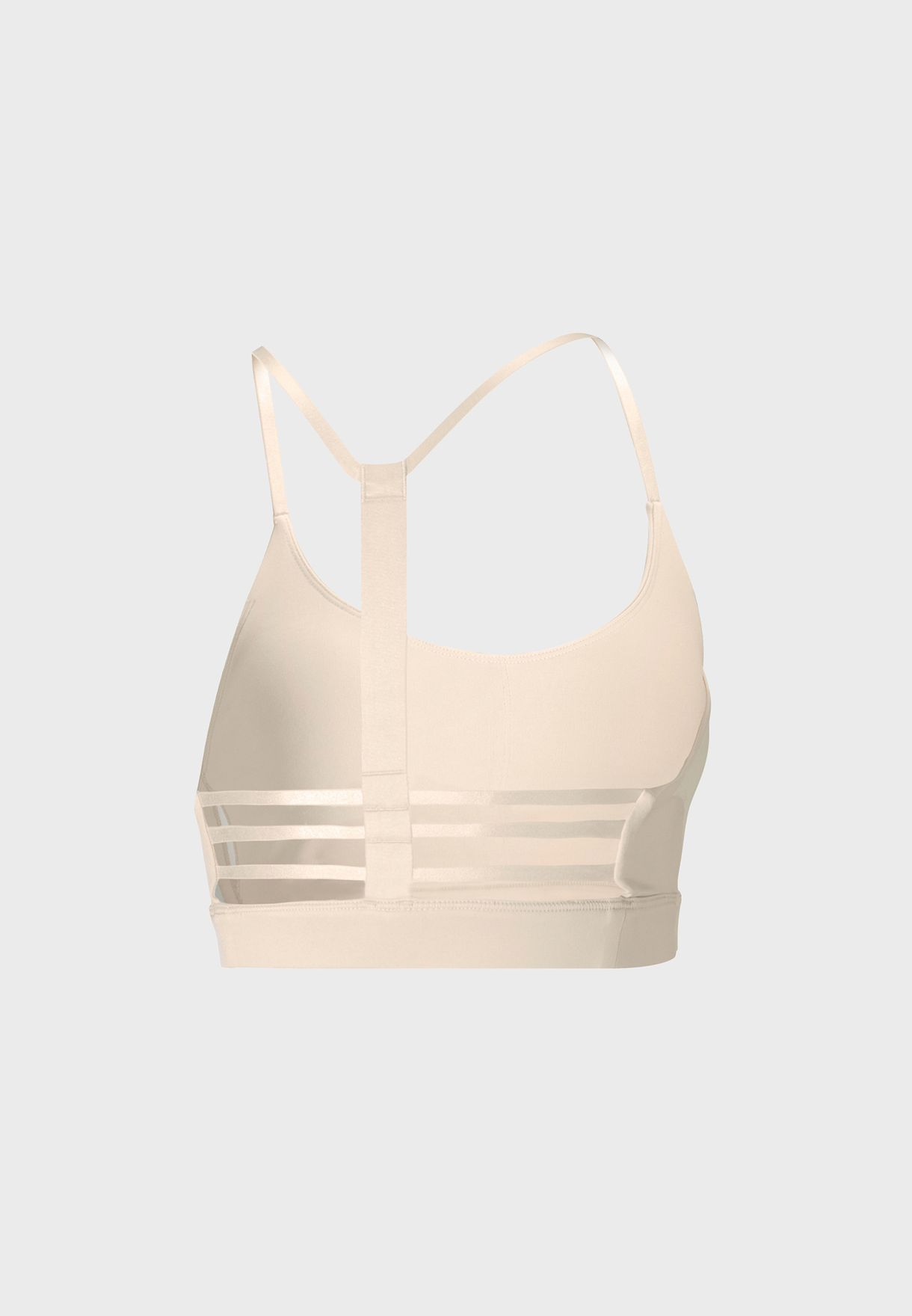 Strappy Low Impact Padded Bra
