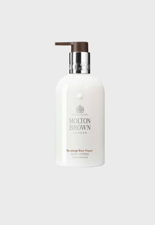 Black Pepper Body Lotion