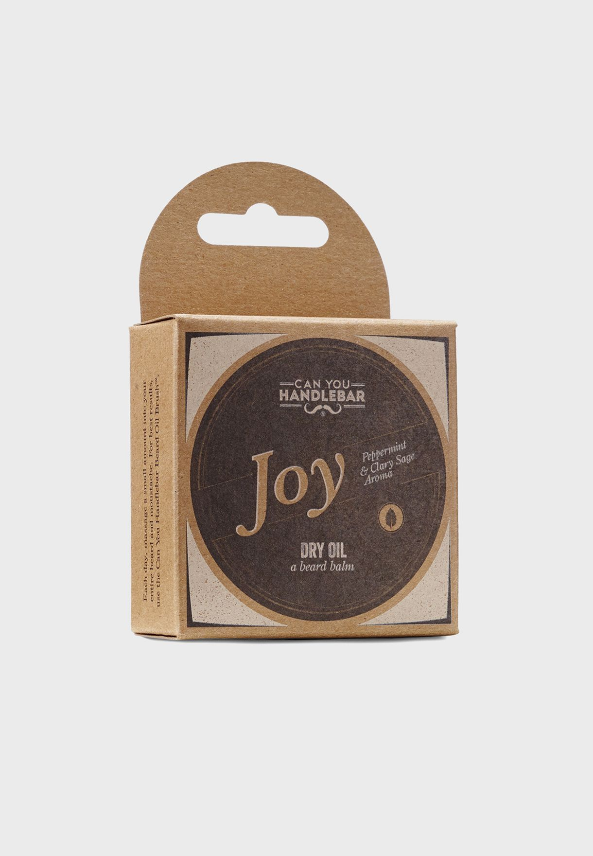 Dry Oil Beard Balm - Joy