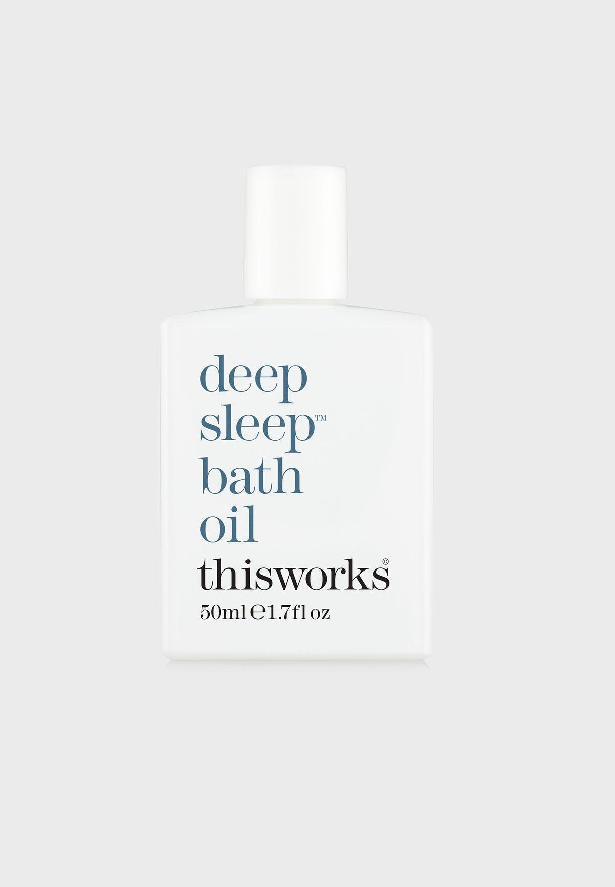 Deep Sleep Bath Oil 50Ml