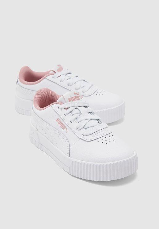 حذاء من الجلد الأصلي